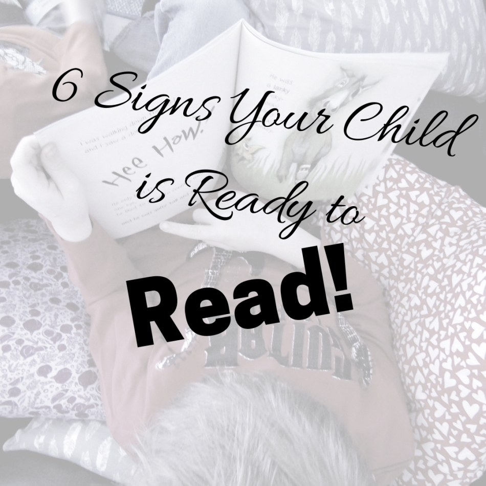 6 Signs Your Child is Ready To
