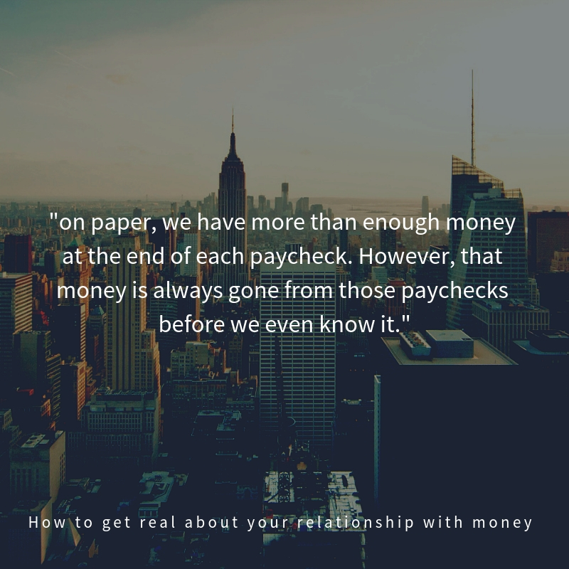 How to Get Real About Money (3)