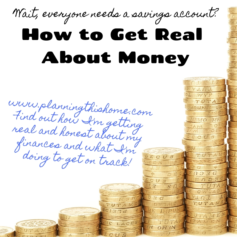 How to Get Real About Money