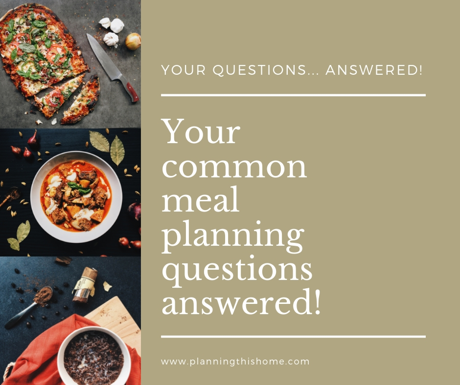 Your questions... answered!