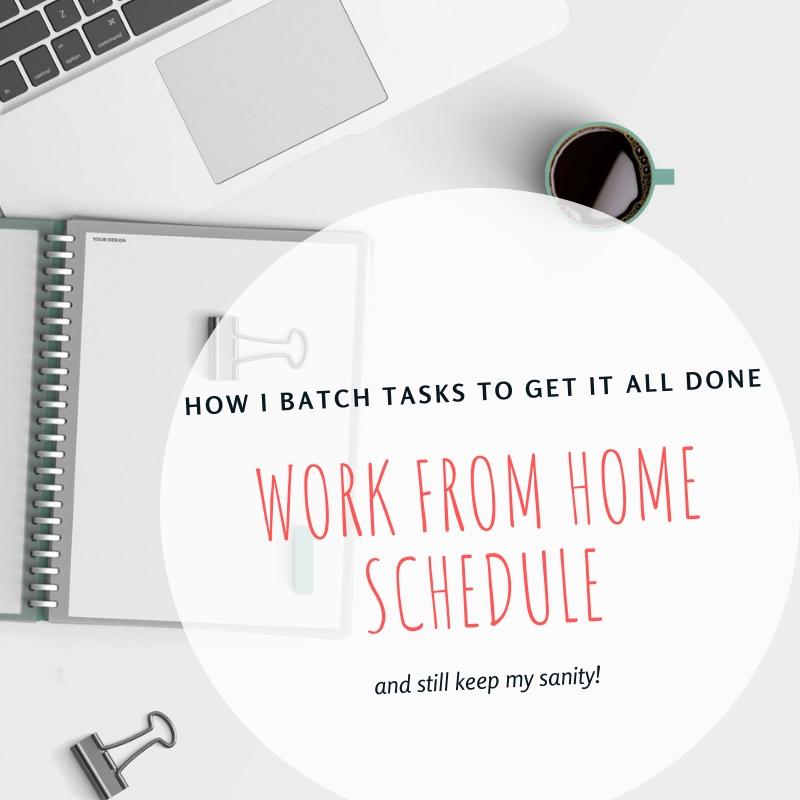 batch schedule (3)