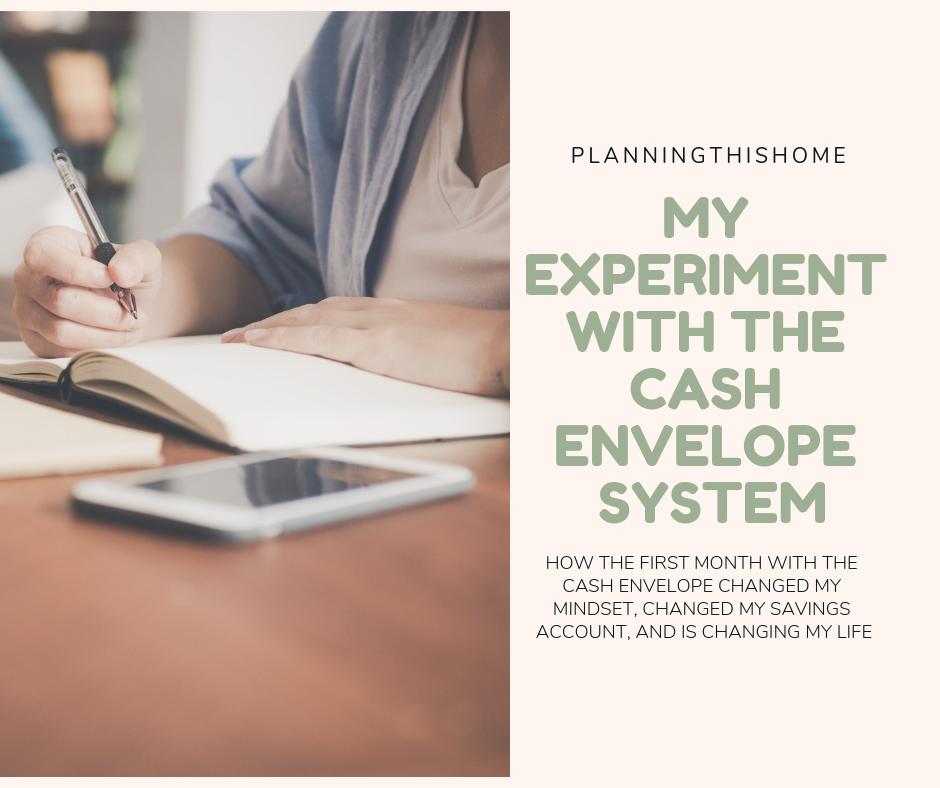 CASH ENVELOPE SYSTEM (1)