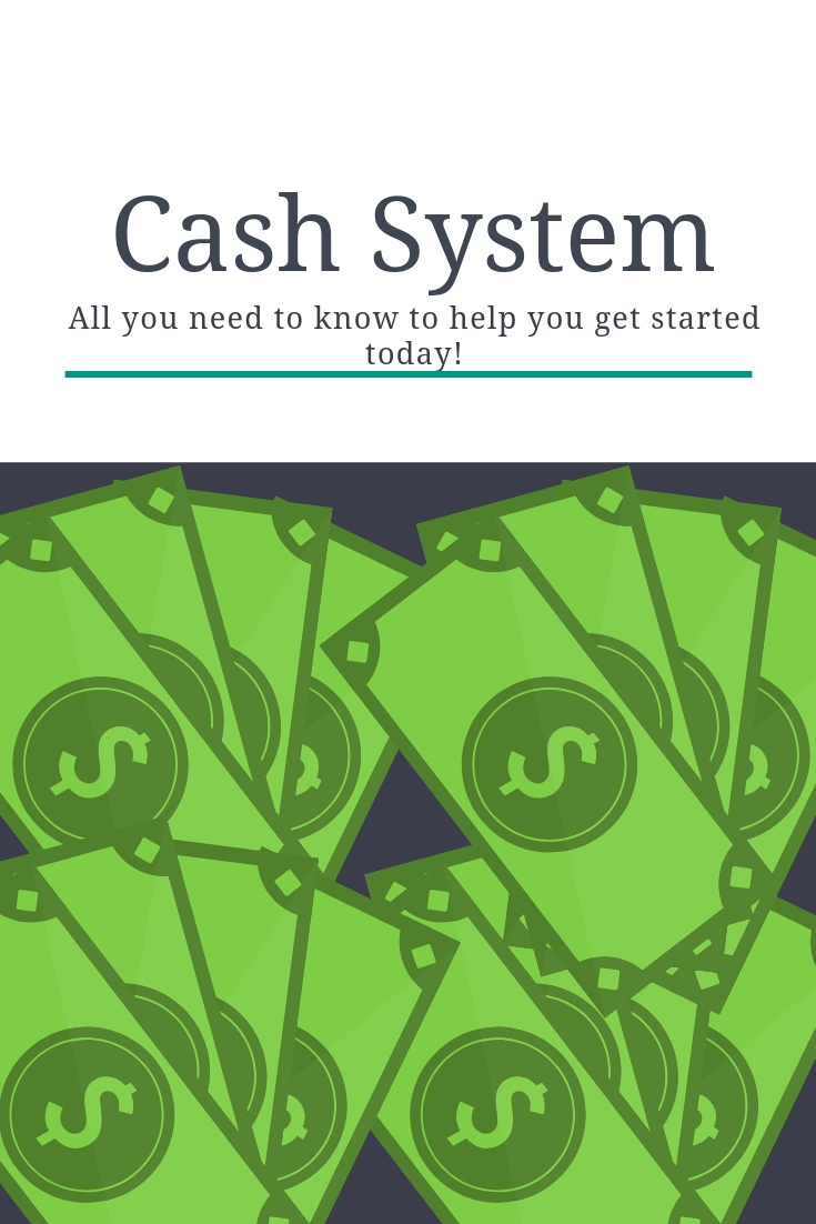How to start the cash system