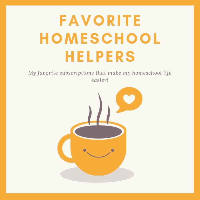 My favorite subscription services for Homeschool. (2)
