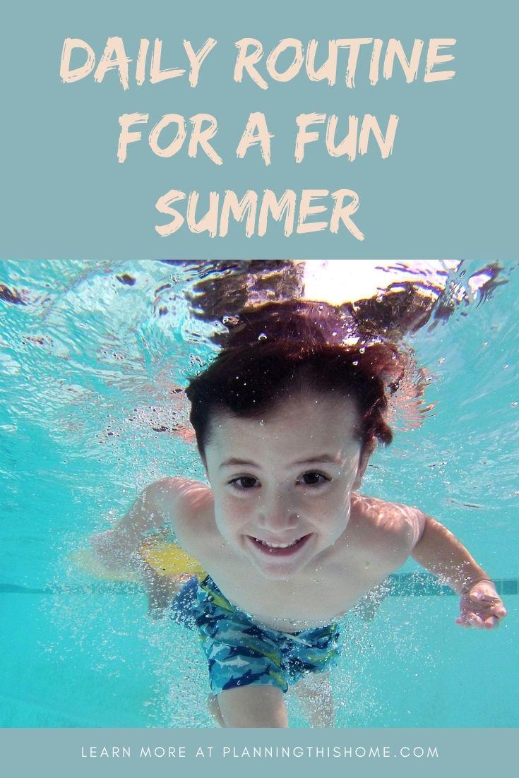 summer break routine (1)