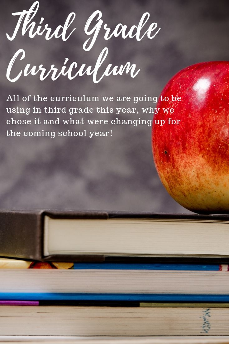 Third Grade Curriculum (3)