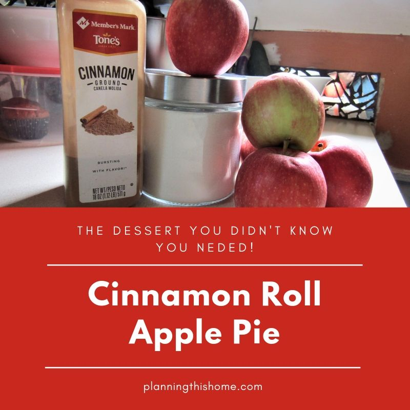 Cinnamon Roll Apple Pie (1)