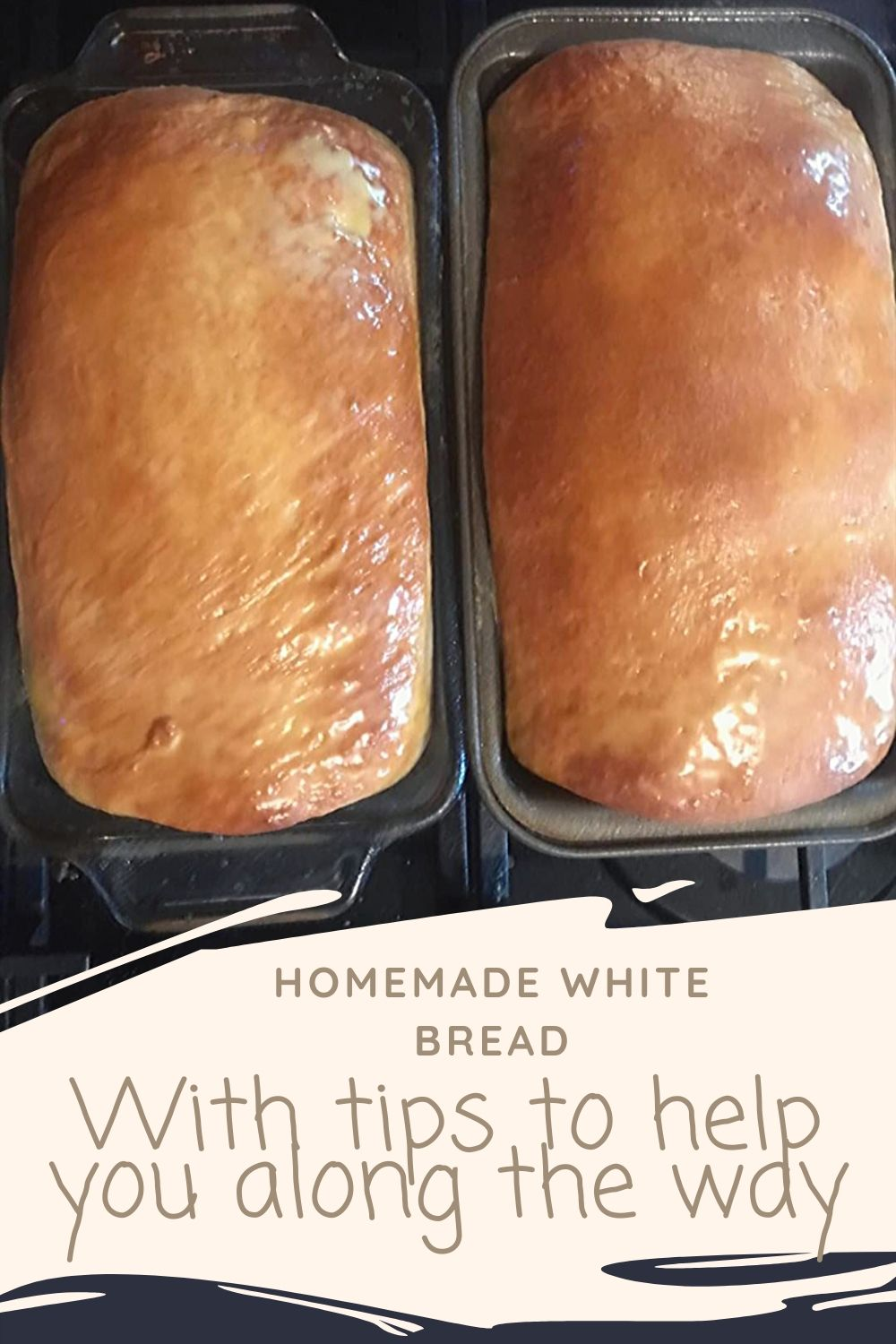 Homemade White Bread (1)